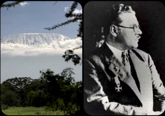 Kilimandżaro i Antoni Jakubski