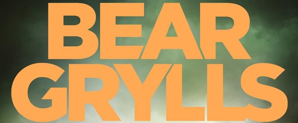 bear grylls książka szkoła przetrwania