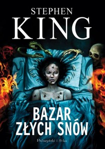 stephen king, bazar złych snów, horror