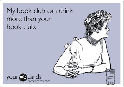 klub książki, book club