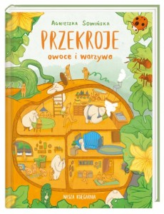 nasza księgarnia, przekroje, książki dla dzieci