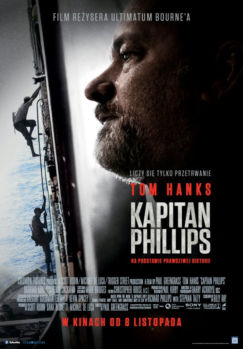 kapitan phillips somalijscy piraci, tom hanks