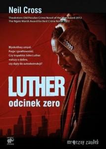 luther, odcinek zero, cross, smak słowa, kryminał