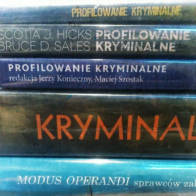 kryminalistyka, criminal minds, profilowanie, bogdan lach, recenzja