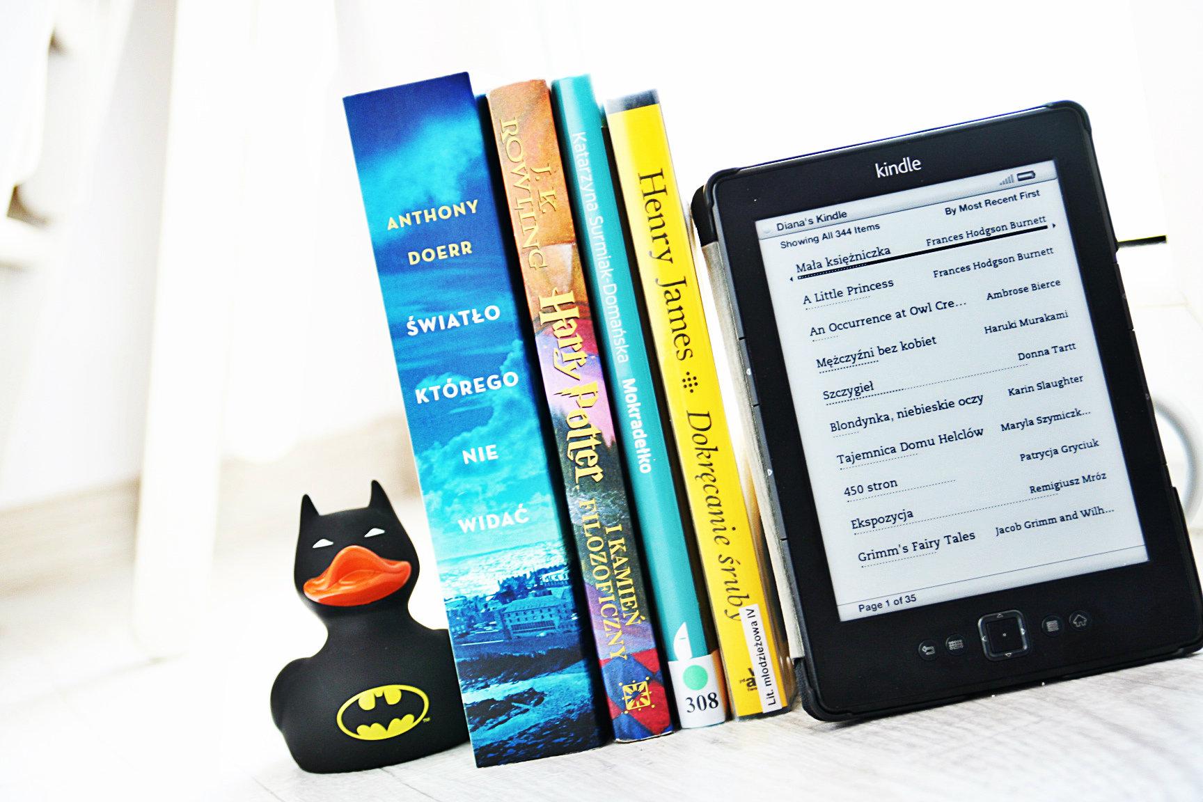 książki, recenzje, bookathon