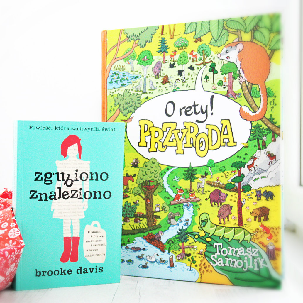książki, duże, samojlik, dla dzieci, komiksy