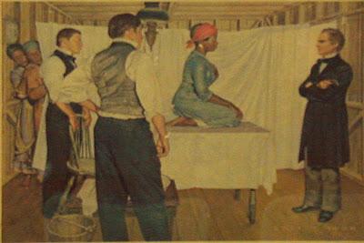 historia medycyny, ginekologia