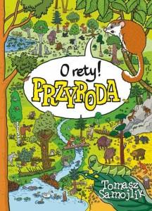 komiks, przyroda, samojlik, książki dla dzieci