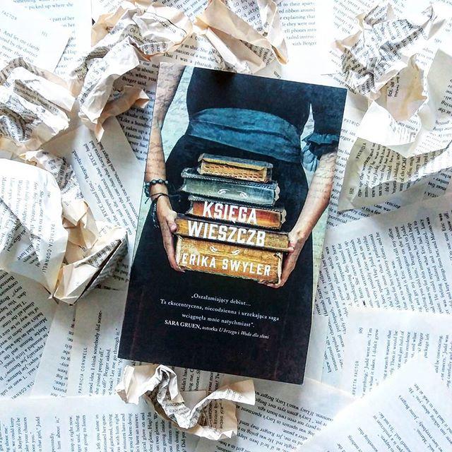 księga wieszczb, książka, recenzja, książki o książkach