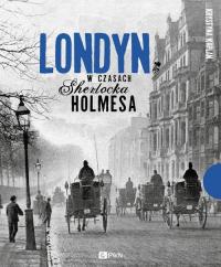 londyn, sherlock holmes, wiktoriański