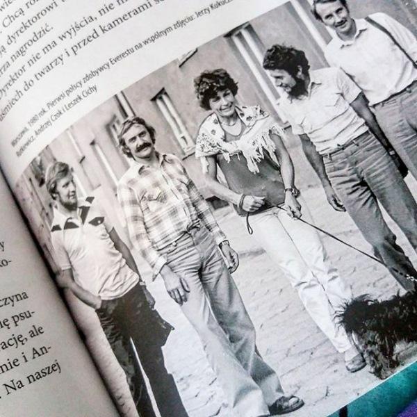 Pierwsi polscy zdobywcy Everestu