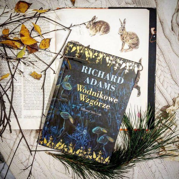 fanstastyka, króliki, richard adams, wodnikowe wzgórze