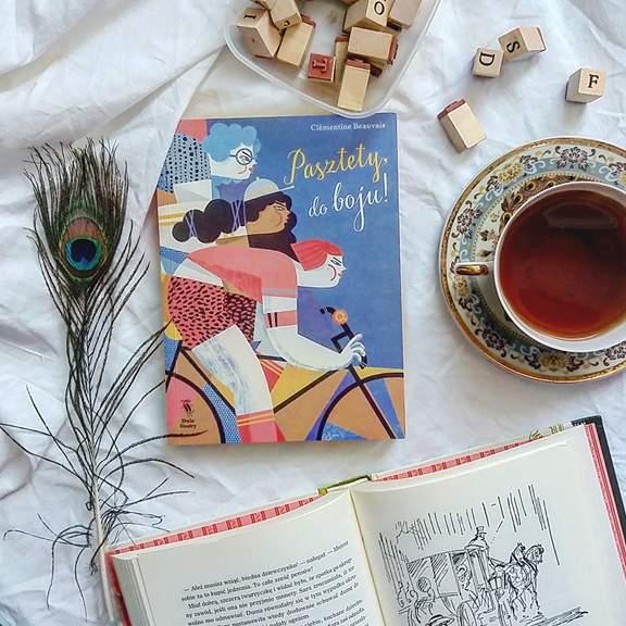dwie siostry, literatura dziecięca, recenzja