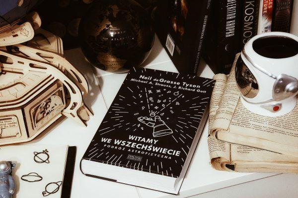 witamy we wszechświecie, bardziej lubię książki niż ludzi