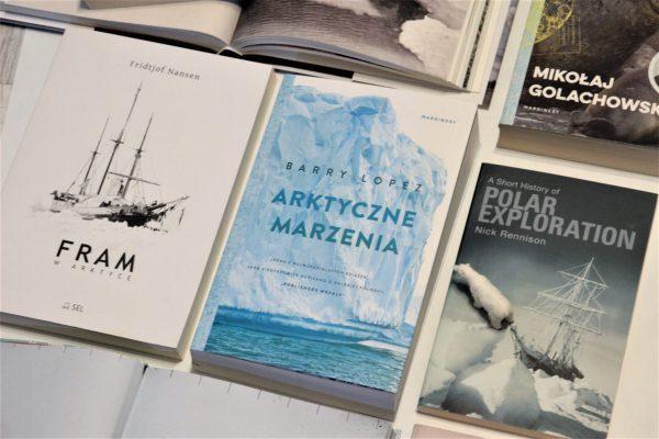 arktyka, północ, bardziej lubię książki, arktyczne marzenia, barry lopez