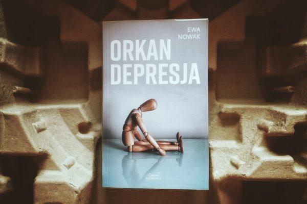 orkan depresja, bardziej lubię książki, ewa nowak,